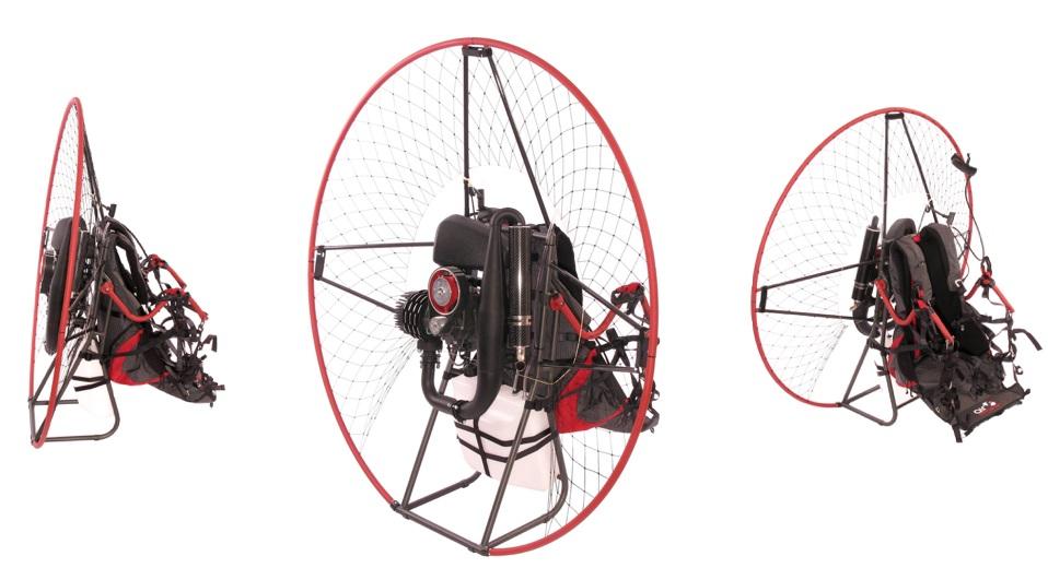 パラモーター・パラグライダーのイメージ